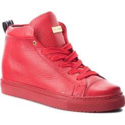 Sneakersy EVA MINGE - Boadilla 4E 18BD1372641EF 108. Czerwone sneakersy damskie marki Eva Minge, z materiału. W wyprzedaży za 359,00 zł.