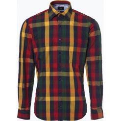 Andrew James Sailing - Koszula męska, zielony. Białe koszule męskie na spinki marki DRYKORN, m. Za 149,95 zł.