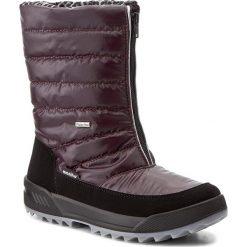 Śniegowce MANITU - 990981 Bordeaux 41. Czarne buty zimowe damskie marki Cropp. W wyprzedaży za 249,00 zł.