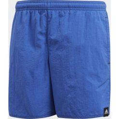 Kąpielówki męskie: Adidas Kąpielówki juniorskie YB  Solid SH SL niebieskie r. 176 cm (CV5203)