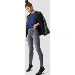 Spodnie damskie: Dr Denim Jeansy Lexy - Grey