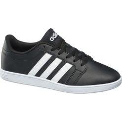 Buty męskie Adidas D Chill adidas czarno-białe. Czarne buty skate męskie marki Adidas, z kauczuku. Za 167,00 zł.