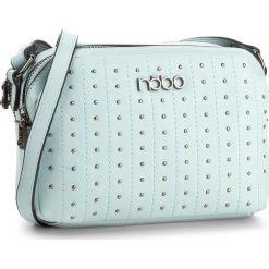 Torebka NOBO - NBAG-E2850-C012 Niebieski. Niebieskie listonoszki damskie Nobo, ze skóry ekologicznej, na ramię. W wyprzedaży za 119,00 zł.