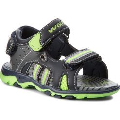Sandały chłopięce: Sandały WALKY – CMHD1415 Granatowy