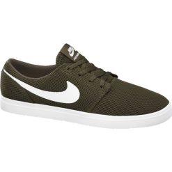 Buty sportowe męskie: buty męskie Nike Sb Portmore II UL NIKE khaki