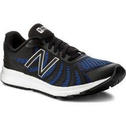 Buty NEW BALANCE - MRUSHBP3 Czarny. Czarne buty do biegania męskie marki New Balance. W wyprzedaży za 269,00 zł.