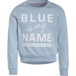 Bluzy dziewczęce: GEORGE GINA & LUCY girls CANNES  Bluza blue night