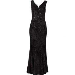 Sukienki hiszpanki: Sukienka wieczorowa bonprix czarny