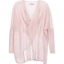 Swetry klasyczne damskie: AllSaints ITAT LEVITA SHRUG Sweter champagne pink