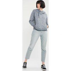 Bluzy damskie: ONLY ONLAWESOME RHOMBUS JALENE  Bluza z kapturem stormy weather