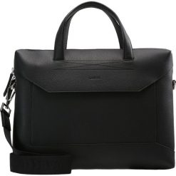 Aktówki męskie: Lancel DOCUMENT HOLDER WITH STRAP Aktówka black