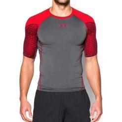 Under Armour Koszulka męska Scope Compression czerwono-szara r. M (1271336040). Czerwone t-shirty męskie Under Armour, m. Za 114,63 zł.