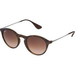 RayBan Okulary przeciwsłoneczne havana. Brązowe okulary przeciwsłoneczne damskie aviatory Ray-Ban. Za 509,00 zł.