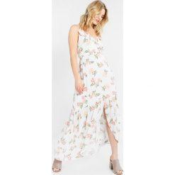 Długie sukienki: MINKPINK DAYDREAMER DRESS Długa sukienka white