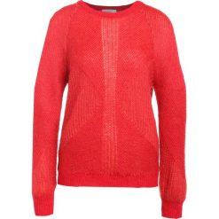 Swetry klasyczne damskie: CLOSED Sweter vegas red