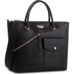Torebka MY TWIN - Shopping RA8TAR Nero 00006. Czarne torebki klasyczne damskie My Twin, ze skóry ekologicznej, duże. Za 789,00 zł.