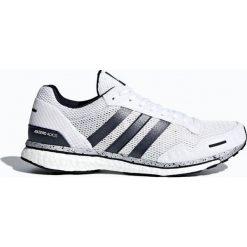 Buty do biegania męskie ADIDAS adizero adios 3 m LEGINK/SHOLIM/HIRBLU / AQ0191. Szare buty do biegania męskie Adidas. Za 649,00 zł.