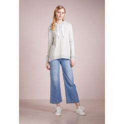 Bluzy rozpinane damskie: BOSS CASUAL TERHOOD Bluza z kapturem silver