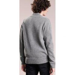 Swetry rozpinane męskie: J.CREW Kardigan heather grey