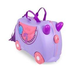 Walizeczka Jeżdżąca Kucyk Blue Bell (TRU0072). Niebieskie walizki marki Trunki. Za 195,58 zł.