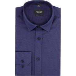 Koszula versone 2460 długi rękaw custom fit granatowy. Szare koszule męskie marki Recman, na lato, l, w kratkę, button down, z krótkim rękawem. Za 139,00 zł.