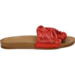 Klapki damskie: Klapki - 17677 RED-RED
