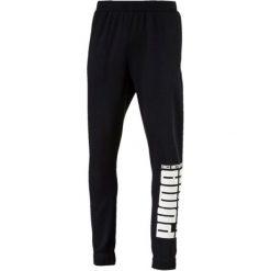 Puma Rebel Bold Pants Fl Cotton Black L. Czerwone spodnie dresowe męskie marki Puma, xl, z materiału. Za 195,00 zł.