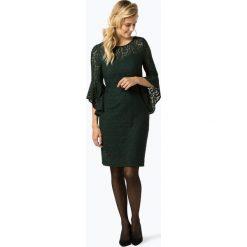 Apart - Damska sukienka wieczorowa, zielony. Zielone sukienki koktajlowe Apart, w koronkowe wzory, z koronki. Za 649,95 zł.