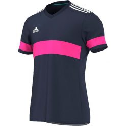 Adidas Koszulka męska Konn 16 granatowa r. L (AJ1364). Białe koszulki sportowe męskie marki Adidas, m. Za 71,89 zł.