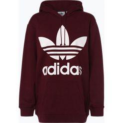Adidas Originals - Damska bluza nierozpinana, czerwony. Szare bluzy z nadrukiem damskie marki adidas Originals, na co dzień, z bawełny, casualowe, z okrągłym kołnierzem, proste. Za 359,95 zł.