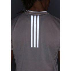 Adidas Performance SUPERNOVA Tshirt z nadrukiem linen. Czerwone topy sportowe damskie marki adidas Performance, m. W wyprzedaży za 125,30 zł.