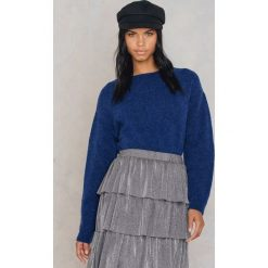 Trendyol Sweter Cozy - Blue,Navy. Niebieskie swetry klasyczne damskie marki Trendyol, z dzianiny. W wyprzedaży za 45,98 zł.