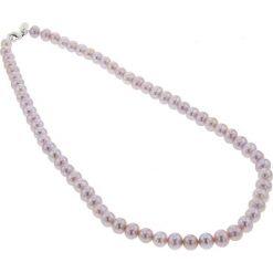 Naszyjniki damskie: Naszyjnik z pereł słodkowodnych – (D)42 cm