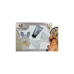 Winx Fairy Couture Stella zestaw Edt 100ml + 75ml Balsam + Spinka do włosów dla kobiet. Szare ozdoby do włosów marki Winx Fairy Couture. Za 30,32 zł.