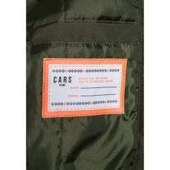 Cars Jeans EMBER Kurtka przejściowa army. Zielone kurtki dziewczęce przeciwdeszczowe Cars Jeans, z jeansu. W wyprzedaży za 188,10 zł.