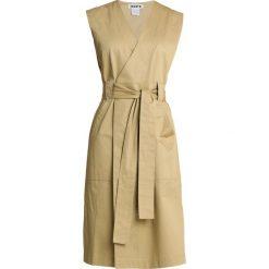 Hope TRAIL DRESS Sukienka letnia beige. Brązowe sukienki letnie Hope, z bawełny. Za 1089,00 zł.