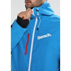 Bench CLASSIC Kurtka snowboardowa cloisonne. Niebieskie kurtki narciarskie męskie Bench, m, z materiału. W wyprzedaży za 543,20 zł.