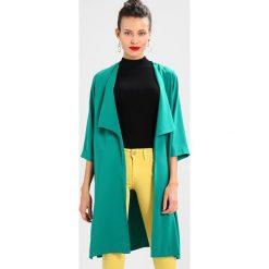 Bomberki damskie: YAS YASCATCH LONG SOFT  Kurtka wiosenna ultramarine green