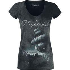 Nightwish Woe To All Koszulka damska czarny. Szare bluzki z odkrytymi ramionami marki Sinsay, l, z dekoltem na plecach. Za 99,90 zł.