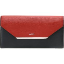 Portfele damskie: Lancel ENVELOPPE CONTINENTAL Portfel navy/red