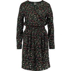 Sukienki hiszpanki: ICHI BRUCE Sukienka letnia chili pepper