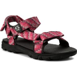 Sandały dziewczęce: Sandały JACK WOLFSKIN - Seven Seas 2 Sandal G 4029961 S Tropic Pink