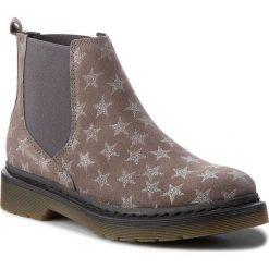 Sztyblety TAMARIS - 1-25433-30 Grey Star 209. Szare buty zimowe damskie marki Tamaris, z materiału. W wyprzedaży za 219,00 zł.