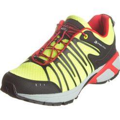 """Buty do biegania """"Glenbrook"""" w kolorze jaskrawożółto-czarnym. Brązowe buty do biegania damskie marki Reebok, z materiału. W wyprzedaży za 347,95 zł."""