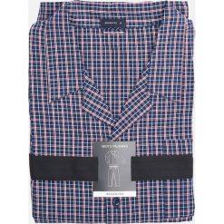 Piżama - Granatowy. Niebieskie piżamy męskie marki Reserved, l. Za 129,99 zł.