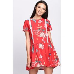 Czerwona Sukienka Sweet Thing. Czerwone sukienki hiszpanki Born2be, na lato, l. Za 89,99 zł.