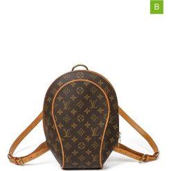 """Plecaki damskie: Plecak """"Ellipse Sac a Dos"""" w kolorze brązowym – 21 x 32 x 10 cm"""