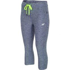 Legginsy damskie do fitnessu: legginsy sportowe damskie 4F KALEIDOSCOPE FITNESS GRANAT CIEMNY / T4Z16-SPDF001 – 4F KALEIDOSCOPE