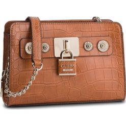 Torebka GUESS - HWCG71 82140 COG. Niebieskie torebki klasyczne damskie marki Guess, z materiału. Za 559,00 zł.