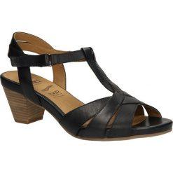 SANDAŁY CAPRICE 9-28207-2. Szare sandały damskie Caprice. Za 169,99 zł.